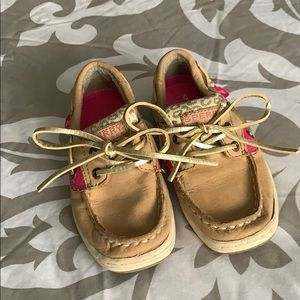 Girls Sperry's